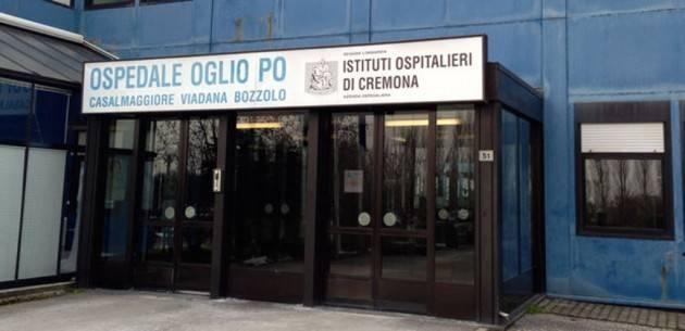 Un piccolo contributo per l'Ospedale Oglio Po | Associazione 'a Sinistra' Gussola