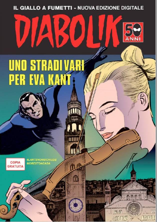 Cremona Dal 6 aprile disponibile la versione digitale dell'albetto speciale Uno Stradivari per Eva Kant