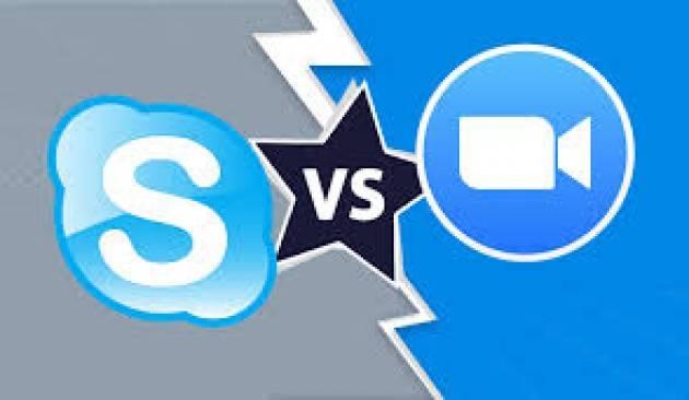 ZEUS Videochiamate: usare Skype senza account grazie alle riunioni immediate  Riuscirà a sottrarre utenti a Zoom?