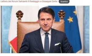 Coronavirus Salviamo il Paesaggio Nazionale  invia importante lettera a Conte | Dina Rosa