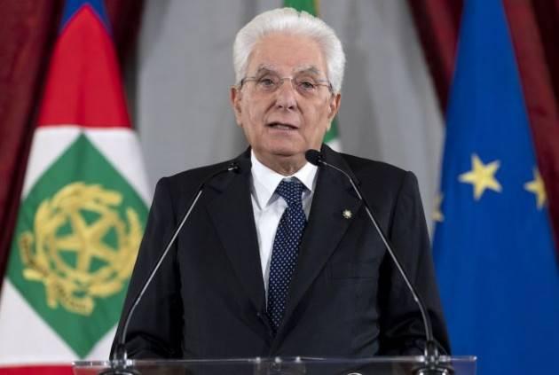 Dichiarazione del Presidente Mattarella nel 70° anniversario della Giornata mondiale della Salute