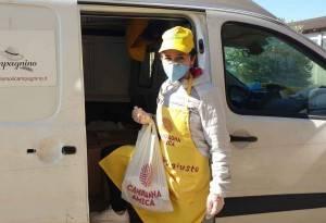 Cremona Spesa contadina a domicilio, tante richieste Le aziende agricole della Coldiretti consegnano cibi e fiori