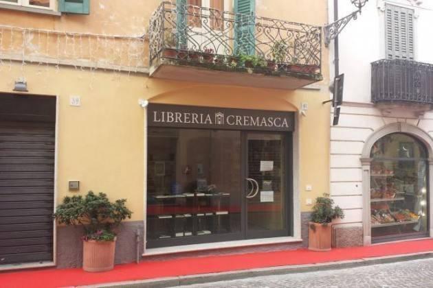 La Libreria Cremasca aderisce  al progetto Libri di Asporto