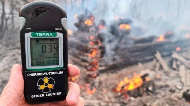 Chernobyl e i boschi che bruciano: l'incubo radiazioni al tempo del Covid-19