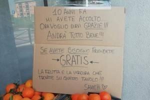 Pianeta Migranti Cremona . Stranieri che aiutano gli italiani in tempo di virus