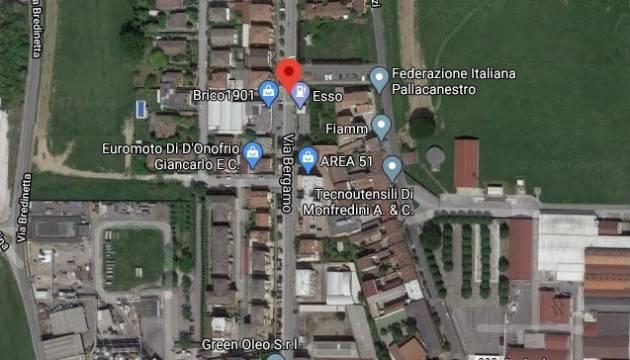 Cremona LAVORI STRADALI  IN VIA BERGAMO  DAL 14 APRILE AL 29 MAGGIO 2020