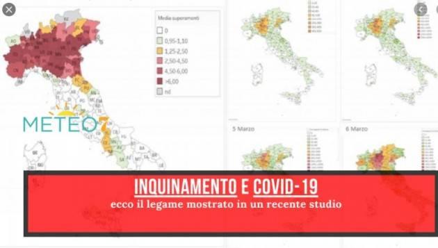 Codacons CREMONA: SI APRE UNO SCENARIO INQUIETANTE. ACCERTATA LA RELAZIONE FRA INQUINAMENTO E COVID-19.
