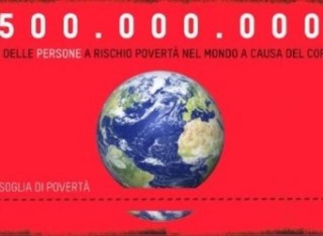 La pandemia da coronavirus rischia di portare indietro di 30 anni la povertà nel mondo
