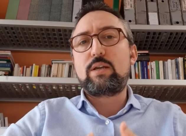 News Matteo Piloni (Pd) : la settima settimana emergenza coronavirus (Video)