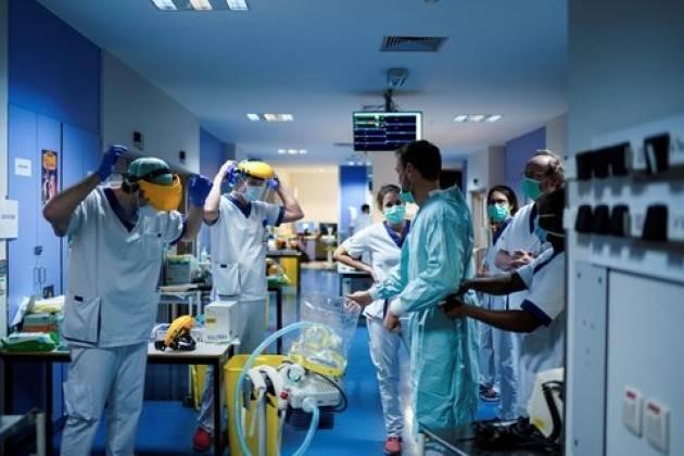 Il Lazio riconosce 1.000 euro agli operatori sanitari impegnati contro il Covid