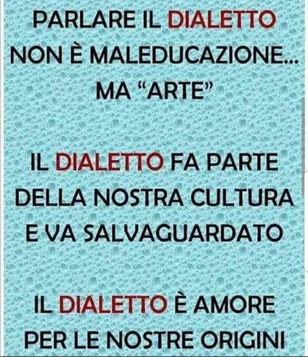 Didattica sul dialetto: le vocali di Agostino Melega (Cremona)