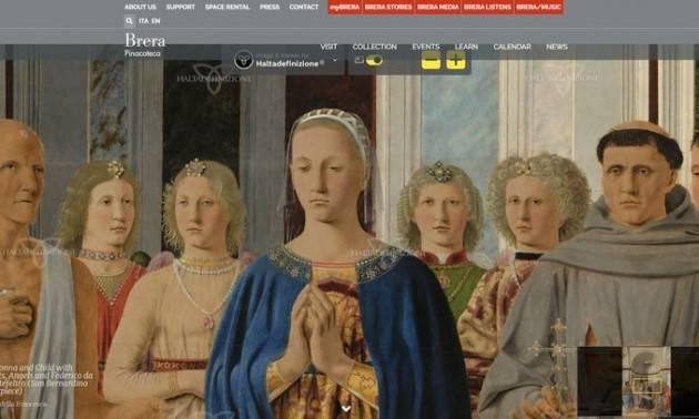 La Pinacoteca di Brera come non l'avete mai vista