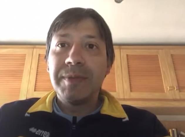 'Bentornato, Mattia!': il messaggio del provveditore di Cremona, Fabio Molinari (Video)