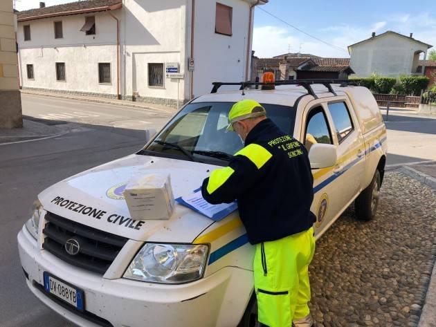 Provincia Cremona Completata consegna seconda fornitura regionale mascherine