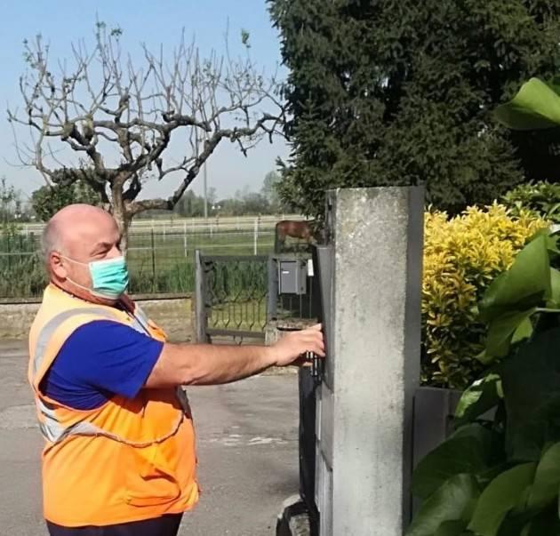 Cremona Padania Acque : dal 20 aprile riprende servizio  lettura  contatori idrici