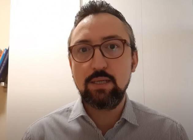 Matteo Piloni (Pd) . RSA Pretendiamo chiarezza  Ottava settimana emergenza Codid-19 (Video)