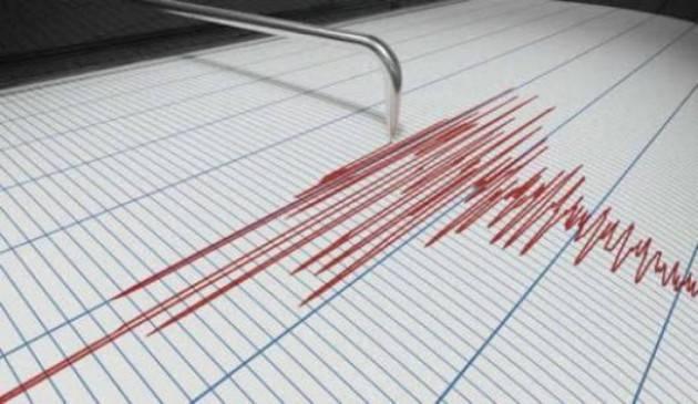 Terremoto oggi nel Pavese: magnitudo 3,7