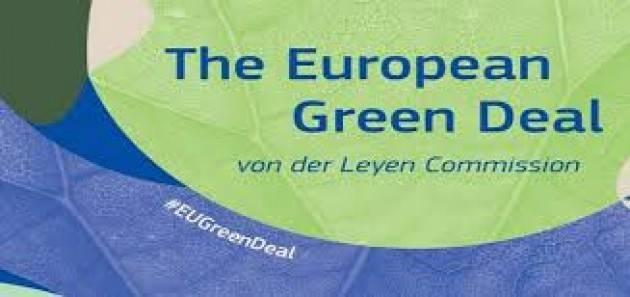 Per uscire dalla crisi coronavirus ''dovremo raddoppiare gli sforzi nel Green deal''