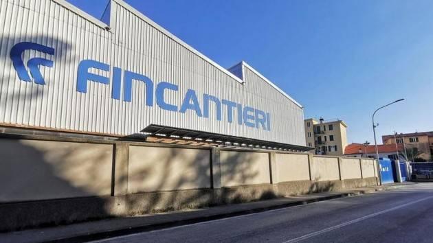 Covid-19  Fincantieri: Fiom-Cgil , evitare forzature sulla ripartenza