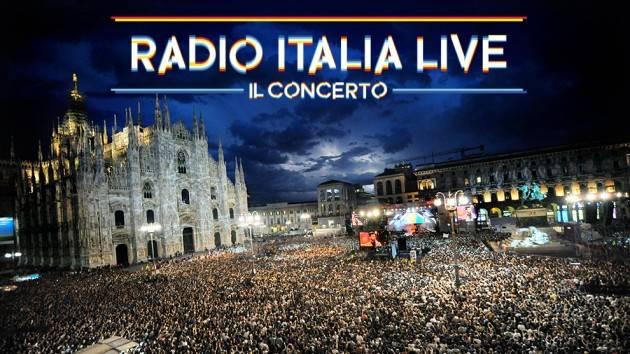 Concerto di Radio Italia slitta a data da destinarsi