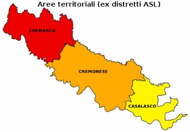 Cartina Geografica Cartina Comuni Della Provincia Di Cremona.Regione Lombardia Province Mappa