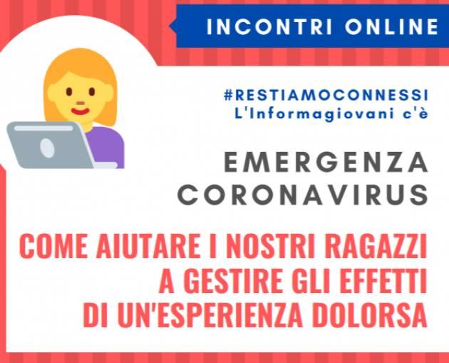 Supportare bambini e ragazzi durante l'emergenza Covid-19: il Comune di Cremona organizza incontri formativi online