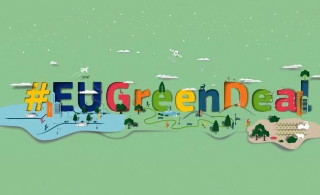 Il Green deal come perno della ripartenza europea post Covid-19