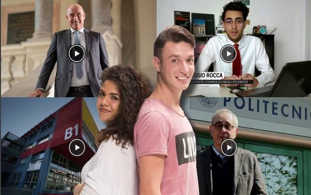 Open Day del Politecnico di Milano: per le future matricole l'appuntamento è online