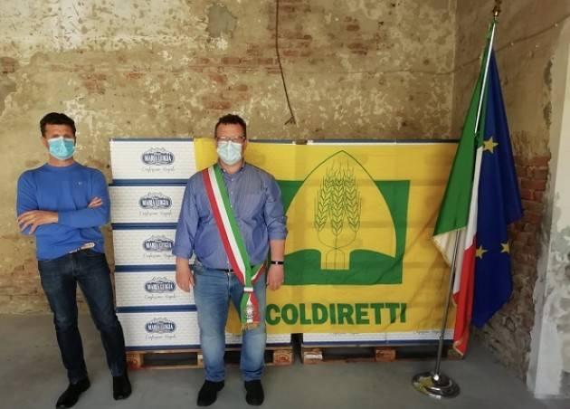 Coldiretti Cremona, al via il fondo di solidarietà alimentare per famiglie in difficoltà