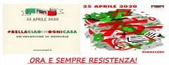 Romanengo Liberazione 25 aprile 2020 - 'r-esiste'