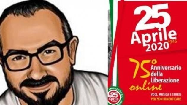 Festa Liberazione 2020 , il Covid-19 sarà sconfitto | Vittore Soldo (PD Cremona)