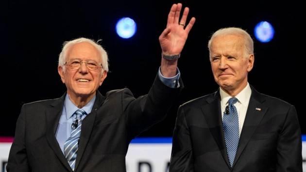 Biden 'erede' di Sanders?  Domenico Maceri, PhD, USA
