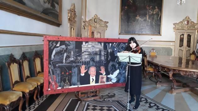 Cremona Omaggio a Mario Coppetti nel secondo anniversario della morte
