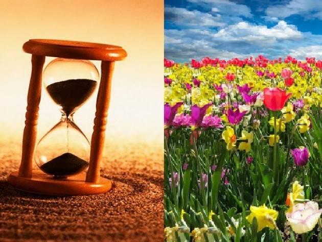 Primavera 2020 e il Tempo , due poesie di Gerelli Sante (Gussola)