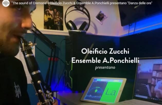 L'OMAGGIO DI OLEIFICIO ZUCCHI ALLA CITTÀ DEI VIOLINI  'THE SOUND OF CREMONA'