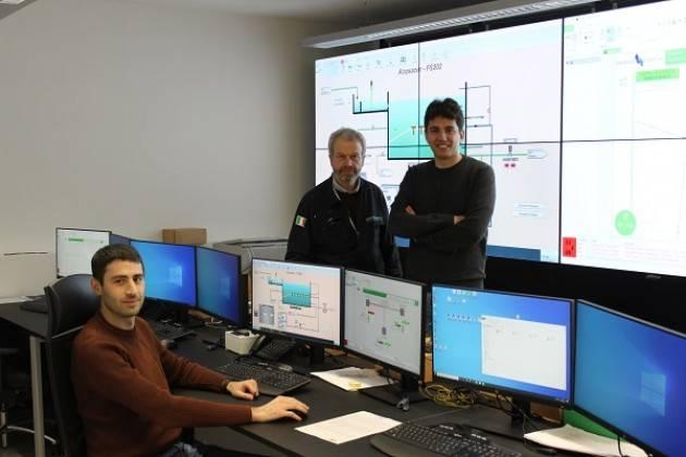 Cremona Per il terzo anno energia elettrica utilizzata da Padania Acque per gestione Servizio Idrico Integrato della provincia di Cremona sarà green.