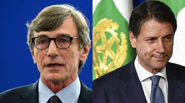 Il primo Maggio 2020  visto con gli occhi di Papa Francesco, Mattarella, Conte e Sassoli| Gian Carlo Storti