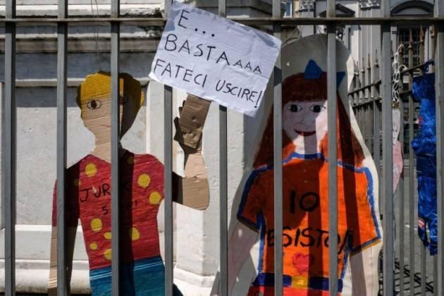FASE 2 - Non è un paese per bambini – i diritti dei bambini fuori dai piani di riapertura