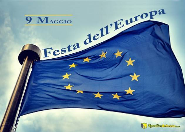SCUOLE D'ITALIA, PERCORSI D'EUROPA - FESTA DELL'EUROPA