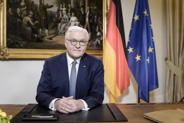 Steinmeier: non guardare solo a interesse nazionale
