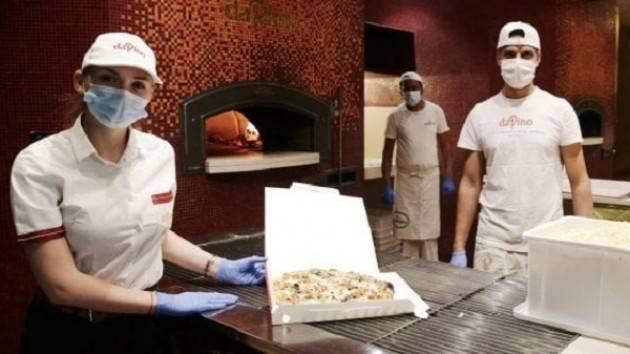 Dal 4 maggio anche a Cremona possibile il take away per bar e ristoranti