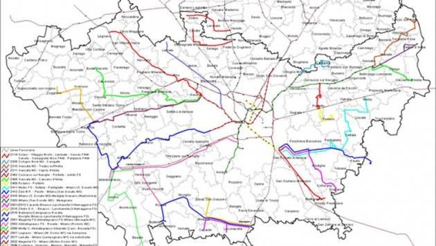 Lombardia, rischio picco trasporti tra le 7 e 8