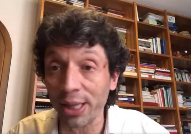 Gianluca Galimberti: I pazienti Covid-19 non sono nella RSA di Cremona Solidale , ma in palazzina cure intermedie (Video)