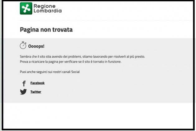 Degli Angeli (M5S) Arriva il Pacchetto Famiglia, ma il sito di regione non è  accessibile