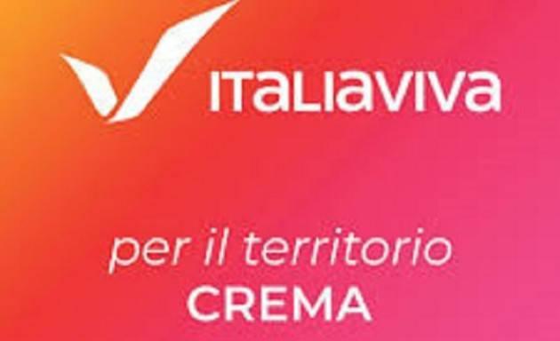 Covid Fase 2 Serve ora  sostenere le fasce più deboli della popolazione ITALIA VIVA CREMA