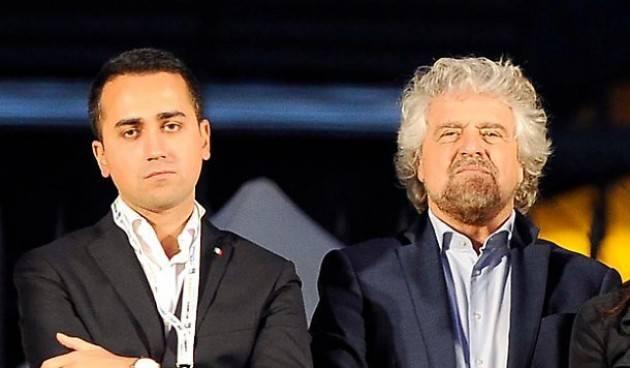 Di Maio: ''Sogno un governo solo M5S. Ci manca Beppe Grillo''