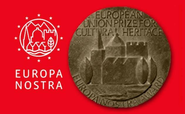 PREMI EUROPA NOSTRA A TRE PROGETTI ITALIANI