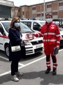 Giornata mondiale della Croce Rossa, il ringraziamento del sindaco Patrizia Barbieri agli operatori e volontari piacentini