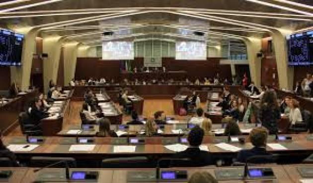 Milano Martedì 12 maggio seduta di Consiglio regionale Lombardo