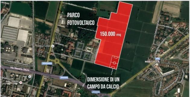 Futuro Energetico Cremona. Forza Italia dubbiosa:cela scelte fatte come mega Fotovoltaico e fanghi nell'inceneritore.